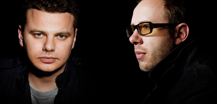 THE CHEMICAL BROTHERS / JACK MASTER B2B A. VAN HELDEN