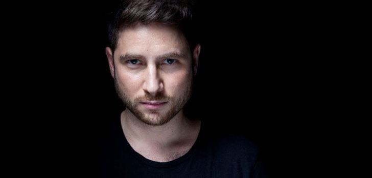 ENZO SIRAGUSA – IN SESSION FOR MIXMAG