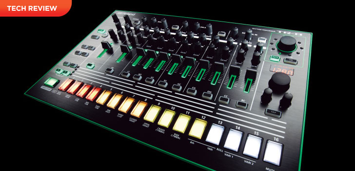 TECH REVIEW: ROLAND AIRA TR-8
