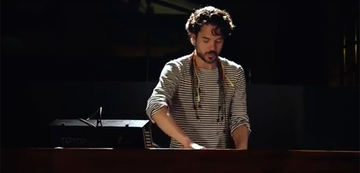 RA IN SESSIONS: AUDION LIVE IMPROVISATION