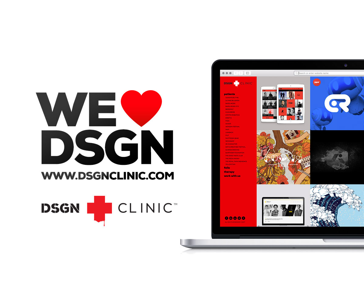 DSGN Clinic – Square Light