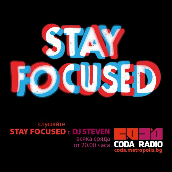 Coda Radio – Stay Focused – Square
